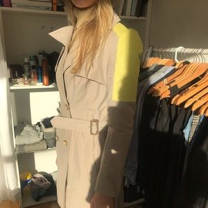 Mackage spring trench